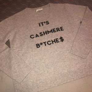 Cashmere Sweater by Milly
